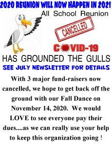 2020 covid cancellation